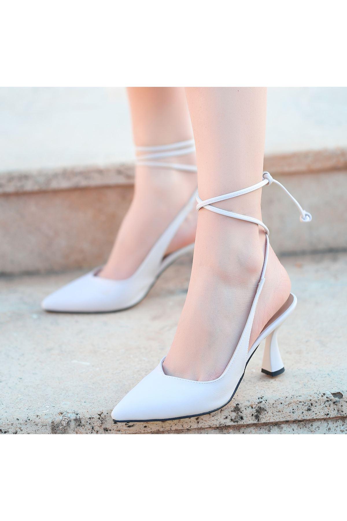 Wonna Ten Cilt Topuklu Ayakkabı